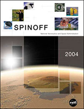 Spinoff 2004 cover