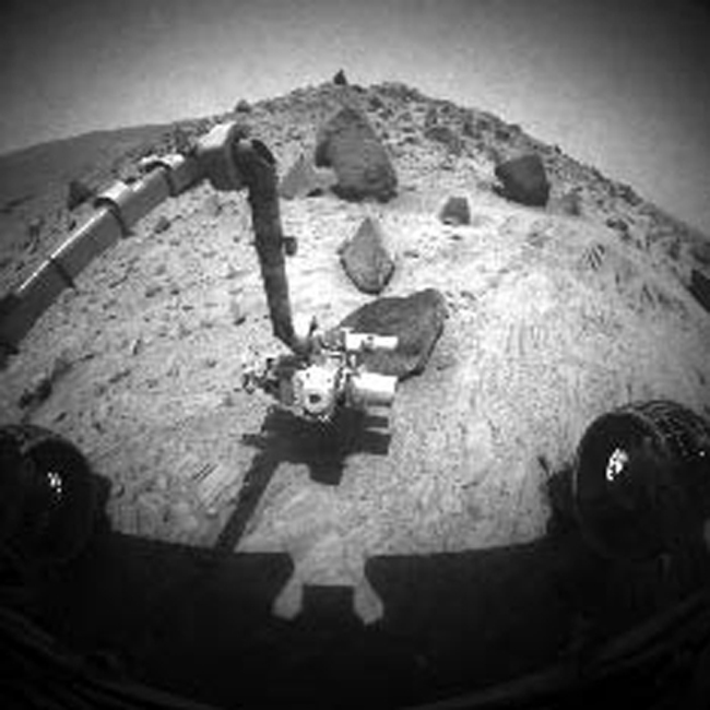 mars rover real pictures - photo #49