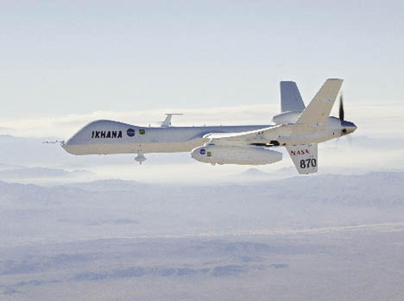 the predator drone unmanned warfare