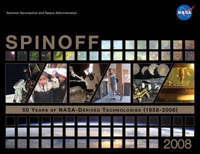 Spinoff 2008 cover