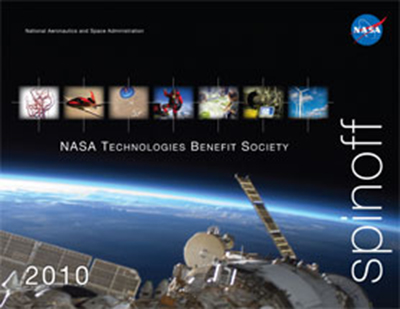 Spinoff 2010 cover