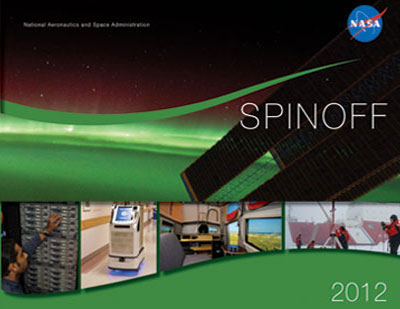 Spinoff 2012 cover
