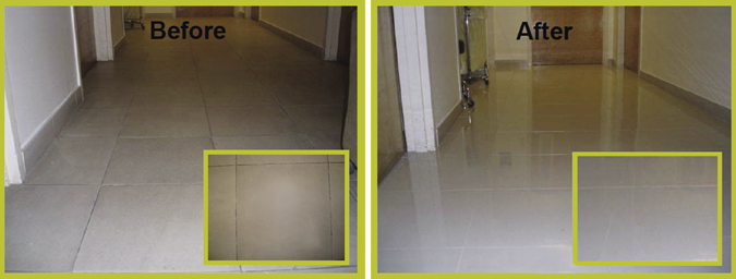 Coatings Preserve Metal Stone Tile And Concrete - Clear coat for tile floors