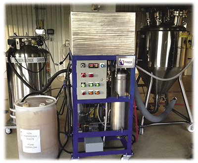 CO2 Recovery System Saves Brewers Money, Puts Bubbles into Bee