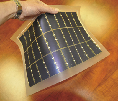 Cost Saving Method Yields Solar Cells For Exploration Gadgets