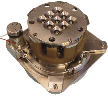 Electrospray Thrusters Boost Efficiency Precision