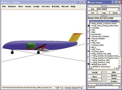 Open Source Aircraft Design Software Helps Industry Hobbyists