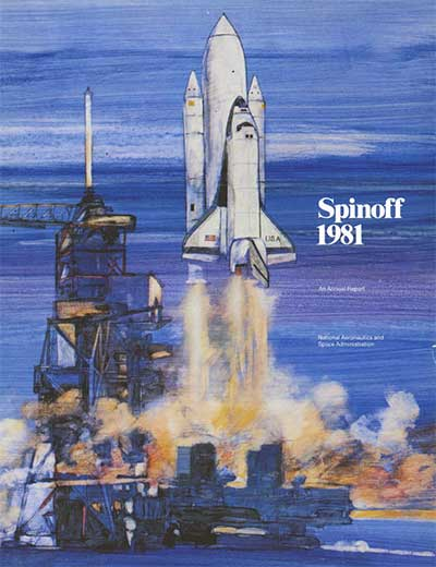 spinoff cover 1981