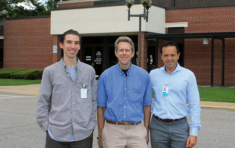 Matt Luciw (Neurala), Mark Motter (Langley Research Center), and Massimiliano Versace (Neurala)