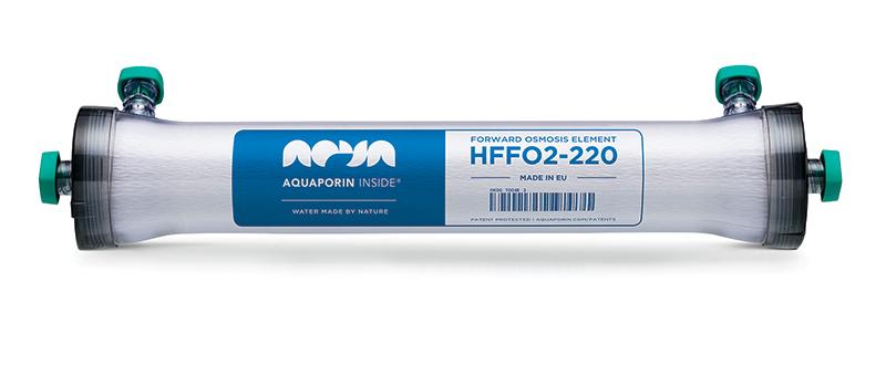 Водяной фильтр на основе прямого осмоса Aquaporin A / S