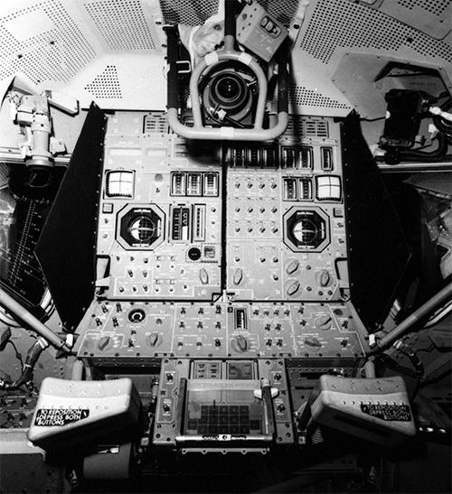 Sistema Principal de Orientação, Navegação e Controle do Módulo Lunar Apollo