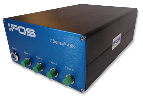 An Intelligent Fiber Optic Systems (IFOS)  Multi-Channel Interrogator