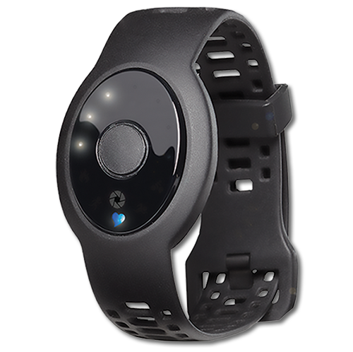 The Zoom HRV smart watch