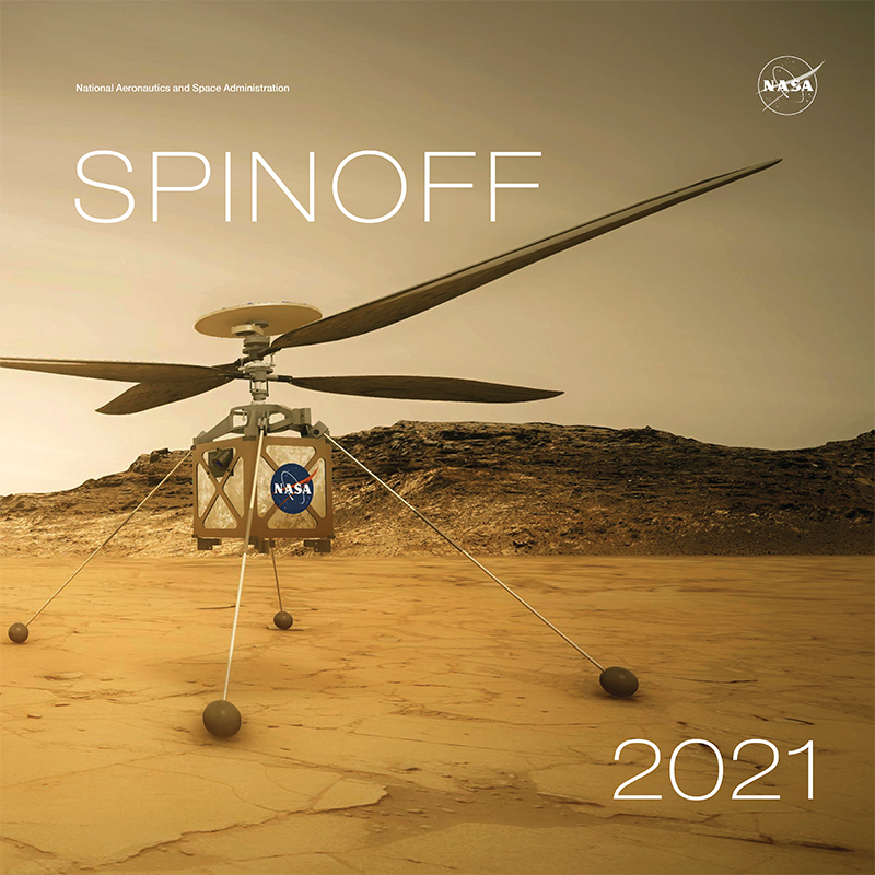 Cover of Spinoff 2021