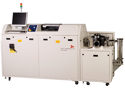 Machine to create vacuum and apply Parylene coating