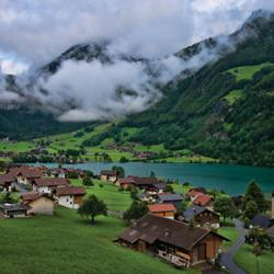 A Swiss village