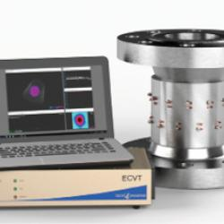 Tech4Imagine ECVT device to measure multi-phase flows