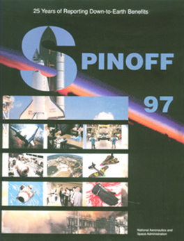 Spinoff 1997 cover