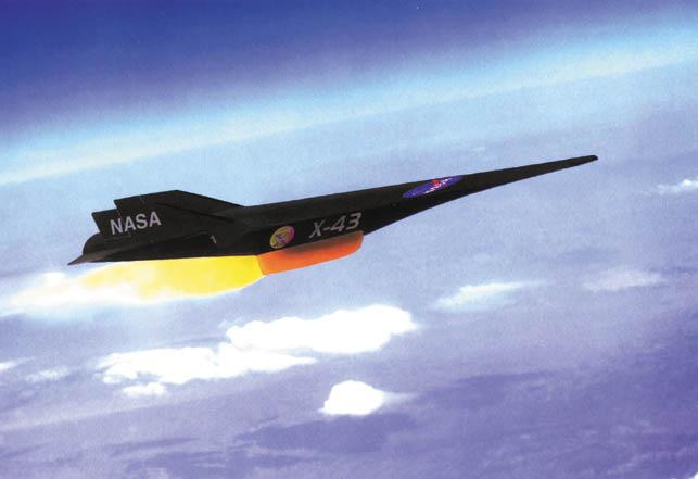 nasa scramjet - photo #4