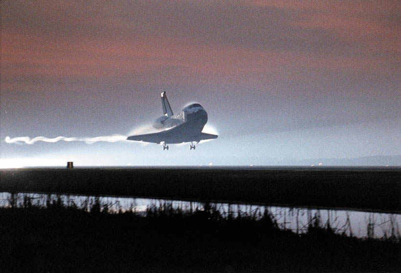kennedy space center shuttle landing facility - photo #21