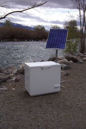 Keeping Cool With Solar Powered Refrigeration