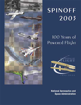 Spinoff 2003 cover