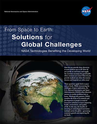 Solutions for Global Challenges Brochure
