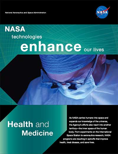 Health and medicine brochure