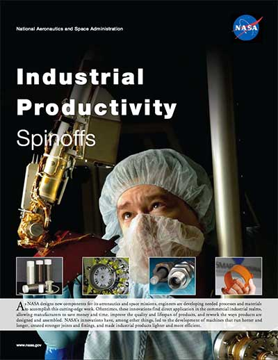 Industrial Productivity flyer